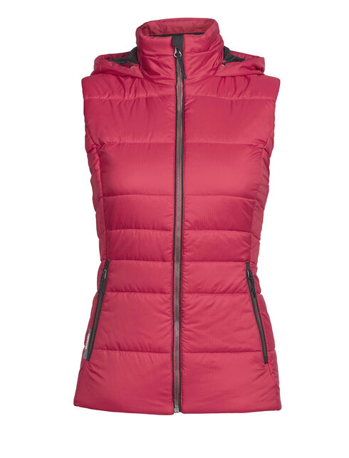 Women's MerinoLOFT Stratus X Hooded Vest