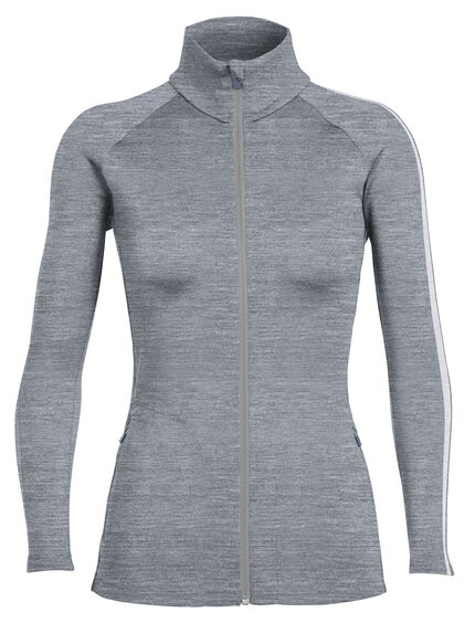 Affinity Long Sleeve Zip