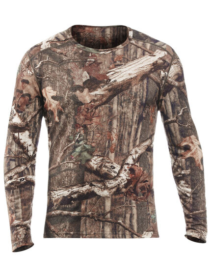 Ika Long Sleeve Crewe Mossy Oak