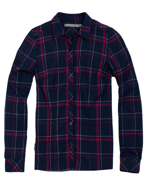 Laurel Long Sleeve Shirt Plaid