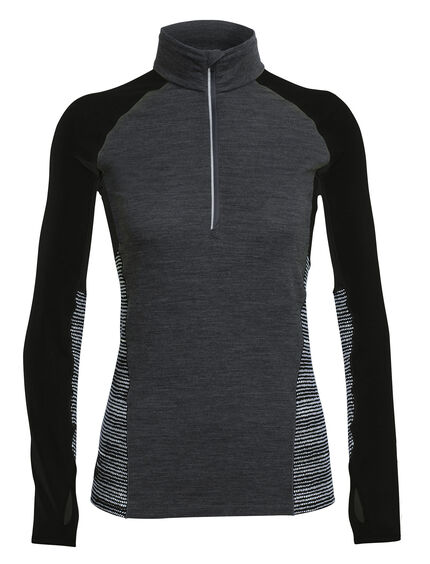 Comet Long Sleeve Half Zip Impulse
