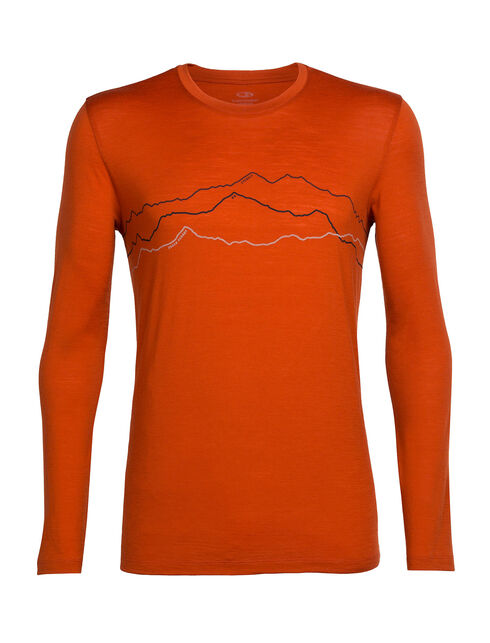 Tech Lite Long Sleeve Crewe Toughest Triple