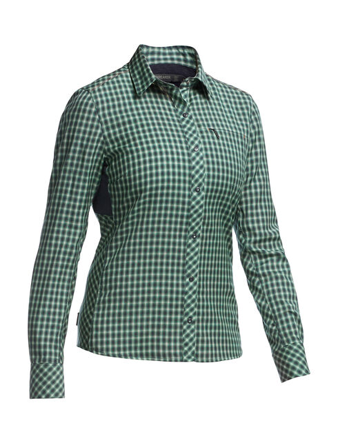 Terra Long Sleeve Plaid