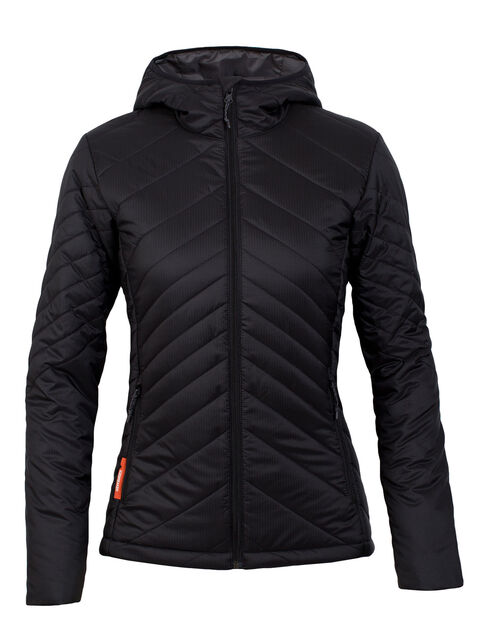 MerinoLOFT Stratus Long Sleeve Zip Hood