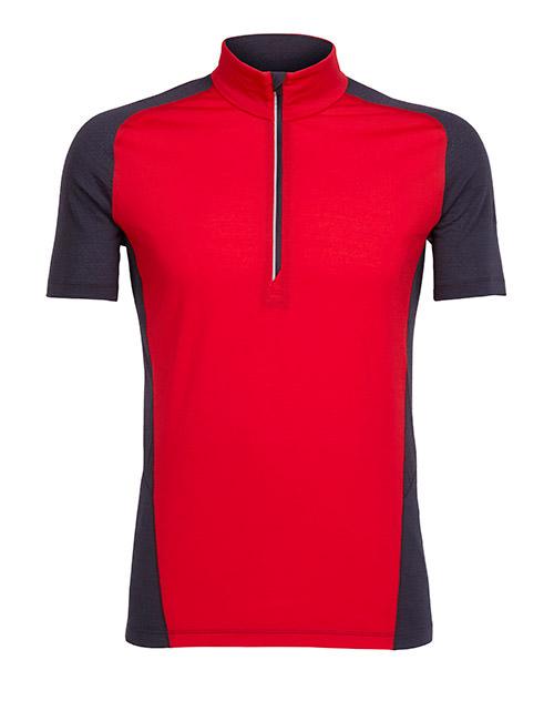 Men's Strike Lite Short Sleeve Half Zip
