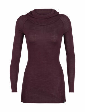 Luxe Rib Pullover Hoody