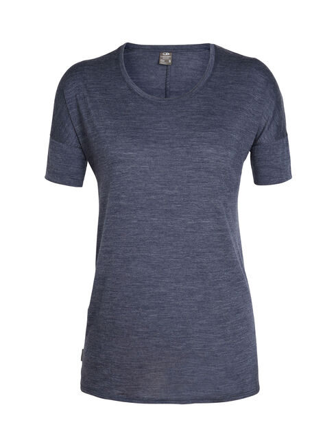Cool-Lite™ Solace Short Sleeve Low Crewe