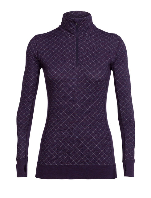 Affinity Thermo Long Sleeve Half Zip