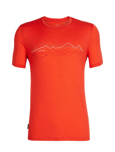 Tech Lite Short Sleeve Crewe Icebreaker