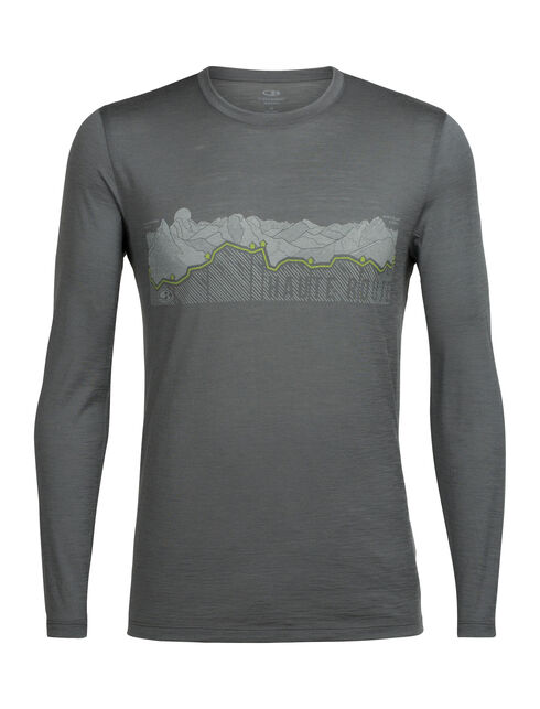 Tech Lite Long Sleeve Crewe Haute Route