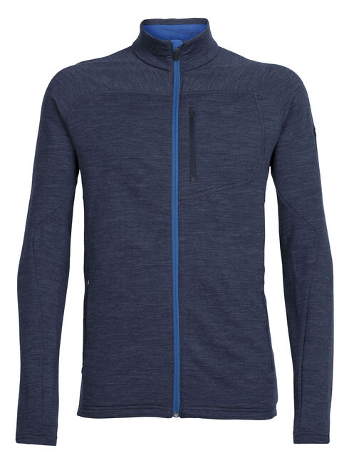 RealFLEECE® Mt Elliot Long Sleeve Zip