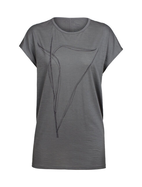 Aria Short Sleeve Tunic Blade