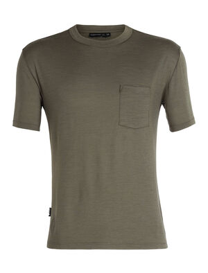 Tech Lite Laid-Back Short Sleeve Pocket Crewe