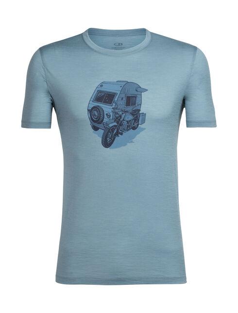 Tech Lite Short Sleeve Crewe Camper