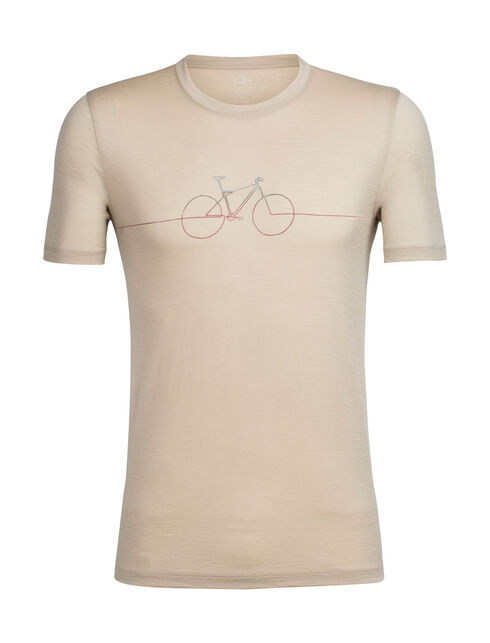 Tech Lite Short Sleeve Crewe Cadence