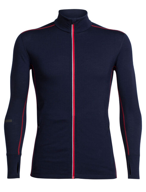 Incline Long Sleeve Zip