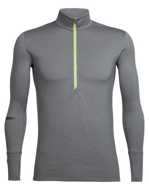 Incline Long Sleeve Half Zip