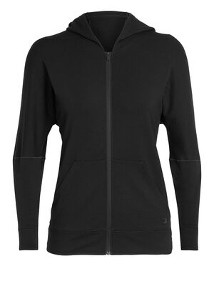 Cool-Lite™ Momentum Long Sleeve Zip Hood