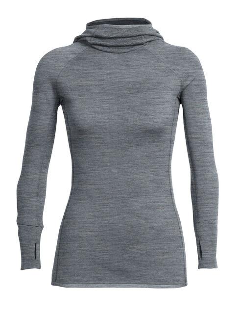 Quantum Scuba Hooded Pullover