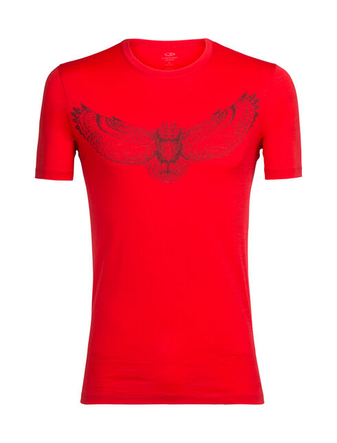 Tech Lite Short Sleeve Crewe Night Owl