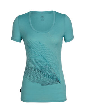 Tech Lite Short Sleeve Scoop Plume