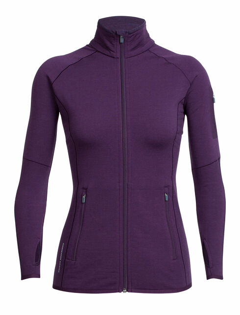 RealFLEECE Atom Long Sleeve Zip