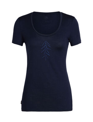 Tech Lite Short Sleeve Scoop Lancewood